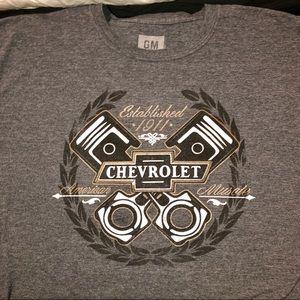 Other - Men's Chevrolet short sleeve graphic tee XXL